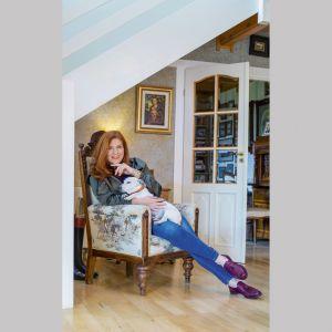 Tak mieszka Katarzyna Dowbor. Fot. Piotr Waniorek