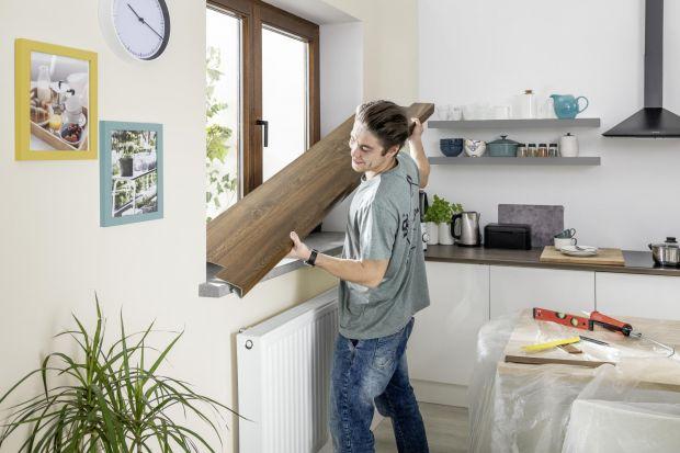 Koniec zimy oznacza jedno: czas na porządki. Może tym razem poza myciem okien i trzepaniem dywanów warto pójść krok dalej? Wiosna jest dobrym czasem na remont.