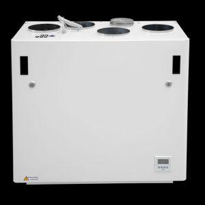 Rekuperatory marki ENSY pracują ze sprawnością nie mniejszą jak 80%. Parametry te, urządzenia osiągają nawet bez użycia grzałki i to w temperaturach tak niskich jak minus 20 stopni i więcej. Fot. Ecomax