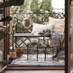 Urządzamy balkon. Intensywne boho . Fot. WestwingNow