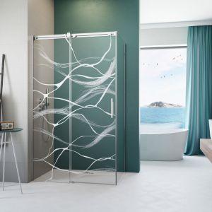 Kabina prysznicowa powinna pasować do aranżacji wnętrza i być komfortowa w użytkowaniu. Fot. Radaway