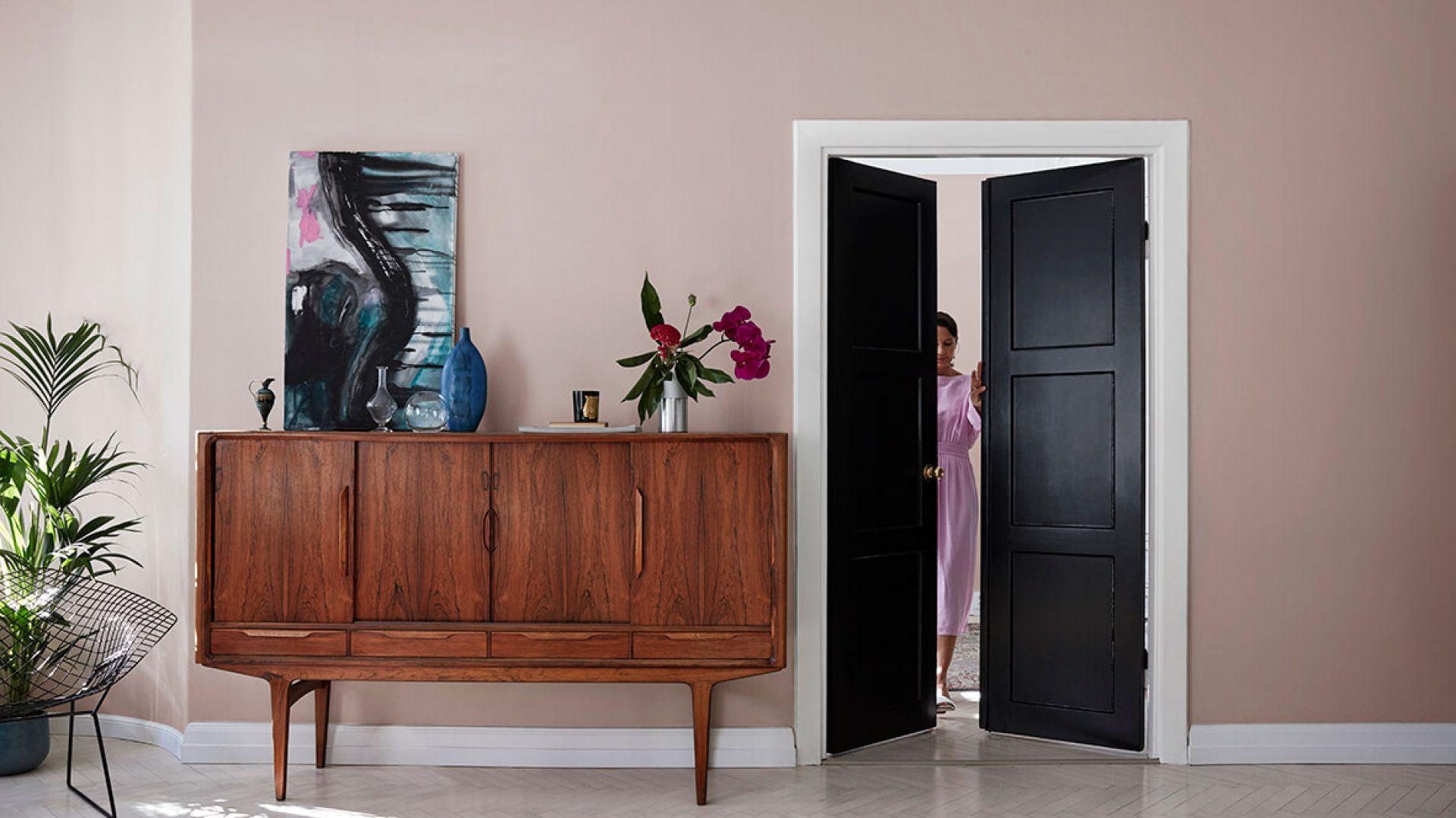Kolory z palety farb Tikkurila Feel the Color - styl Luxurious. Fot. Tikkurila