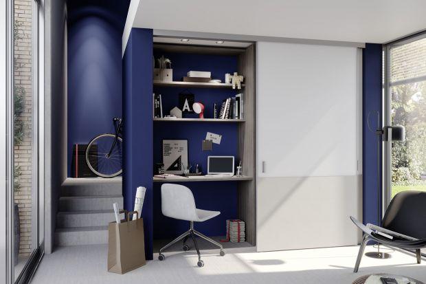 Domowe biuro - praktyczny sposób na pracę w domu