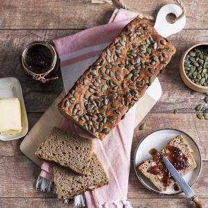 Kuchnia w stylu #zostajewdomu. Chleb żytni na zakwasie. Fot. Thermomix.jpg