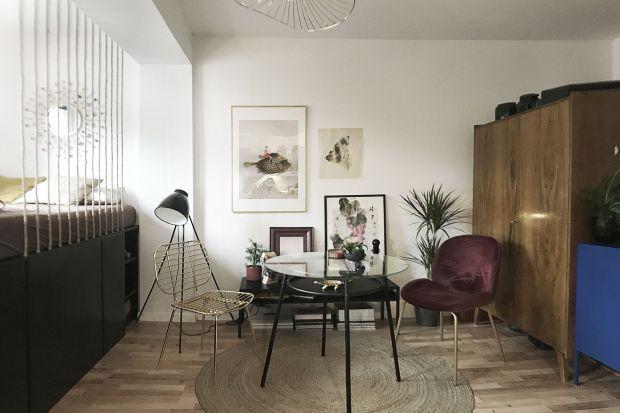 Urządzenie wygodnego mieszkania na 25 metrach kwadratowych to duże wyzwanie. Wyzwanie to podjęła Architekt Diana Żurek. Efekt? Wygodne i piękne wnętrze.
