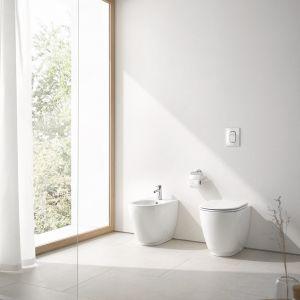 Kolekcja ceramiki sanitarnej Essence. Fot. Grohe