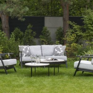 Meble do ogrodu, na balkon i na taras z kolekcji Kiara. Fot. Miloo Home