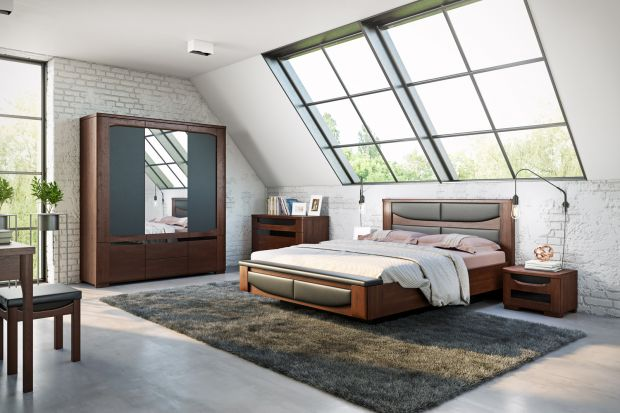 Wysoki, tapicerowany, pikowany, bogato zdobiony albo minimalistyczny. Efektowne, wysokie wezgłowie łóżka nada sypialni elegancki charakter.<br /><br />