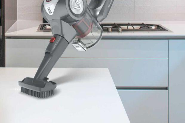 Kompaktowy, ergonomiczny i zaawansowany technologicznie, bezprzewodowy odkurzacz ułatwi wiosenne porządki.