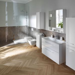 Seria ceramiki łazienkowej Nova Pro Premium. Fot. Koło