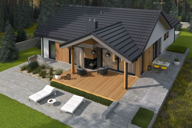 Jaki projekt domu wybrać? Parterowy dom to oszczędność pieniędzy i mniejsze rachunki za energię czy ogrzewanie. A jeśli projekt ma także taras, to z pewnością może stać się naszym domem marzeń. Przedstawiamy 10 projektów domów, które skra