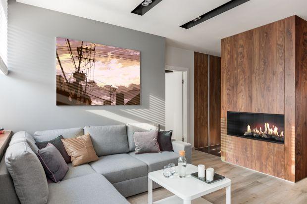 """Kominki gazowe to doskonałe rozwiązanie dla wszystkich, którzy chcą się cieszyć blaskiem i ciepłem ognia """"natychmiast"""". Można je instalować także praktycznie w każdym pomieszczeniu."""