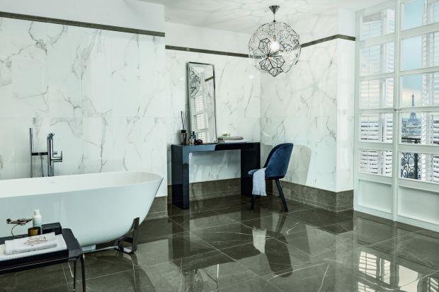 Marmur, od wieków uznawany za kwintesencję elegancji, w stylowy sposób powraca do nowoczesnych mieszkań i domów. Z powodzeniem podkreśli nowoczesność łazienki, stylowość garderoby i piękno pracowni, przestrzenność korytarzy oraz klatek schod