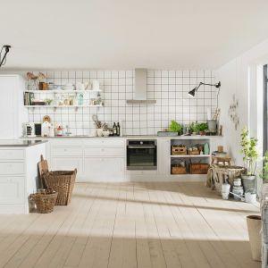 Kuchnia w stylu skandynawskim. Fot. Marbodal Form plus kritvit