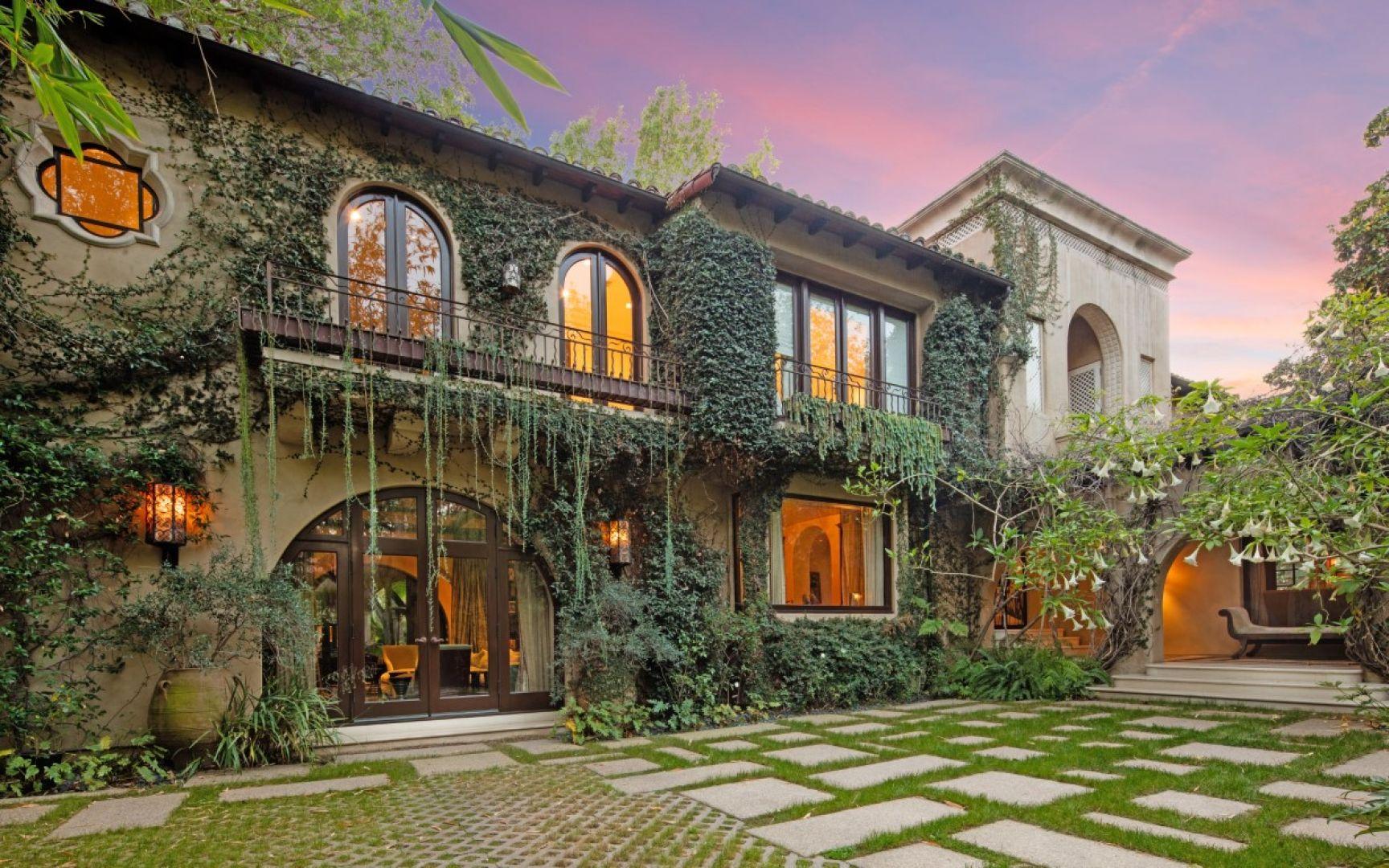 Dom marzeń: zjawiskowa willa w zieleni. Fot. Concierge Auctions