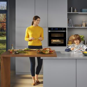 Bezpieczny dom dla najmłodszych. Fot. Samsung