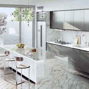 10 pomysłów na marmur w kuchni i łazience. Fot. DektonStonika/Cosentino
