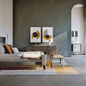 Sypialnia z kolekcji Milano.
