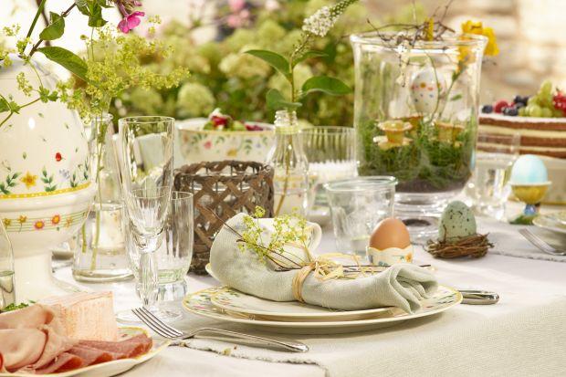 Wielkanocny stół. 10 pięknych aranżacji