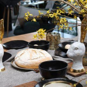 Wielkanocne dekoracje w nowoczesnym stylu. Fot. 9design