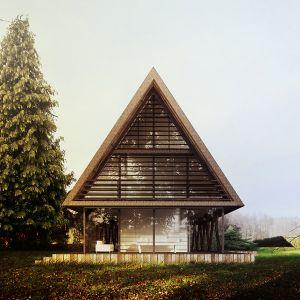 Polska Chata, projekt BXB studio Bogusław Barnaś