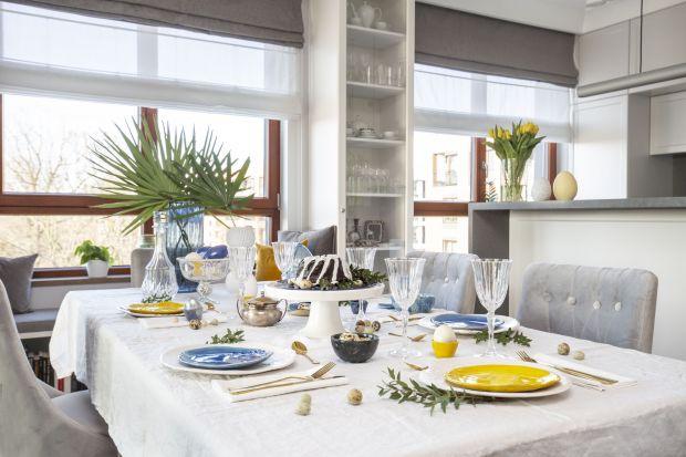 Wielkanocny stół: pomysły łączące tradycję z nowoczesnym twistem