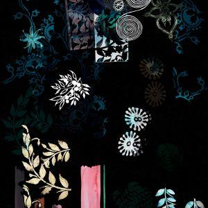 Ekskluzywny dywan Le temple – jais zaprojektował Christian Lacroix, materiał: poliamid o niskim stosie, wełna lub poliamid z miękkiej przędzy. Marka: Moooi. Dostępny w: Mesmetric