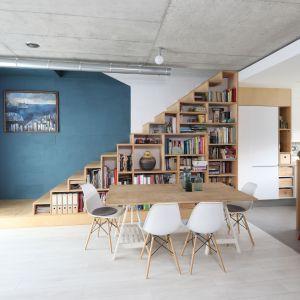 Domowa biblioteczka. Podpowiadamy jak urządzić. Projekt właściciele