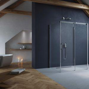 Modna strefa prysznica. 15 pomysłów na urządzenie. Fot. Radaway
