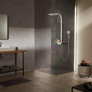Modna strefa prysznica. 15 pomysłów na urządzenie. Fot. Kludi