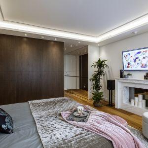 Nowoczesny i elegancki apartament w Warszawie. Projekt HOLA Design. Fot. Yassen Hristov