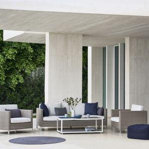 Sofa z kolekcji Connect dostępna w ofercie firmy Cane-line. Fot. Cane-line