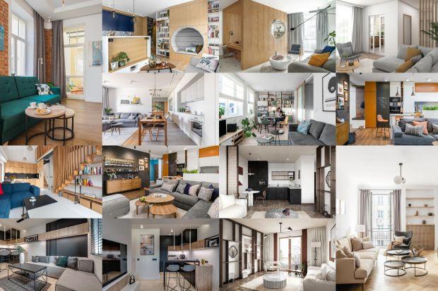 Jak dobrze zaprojektować małe mieszkanie? Na szczęście istnieje wiele rozwiązań, które pozwolą sprawić, by twoje ukochane cztery kąty były funkcjonalne i sprytnie zaaranżowane. Mamy dla was 10 projektów małych mieszkań w bloku, które są n
