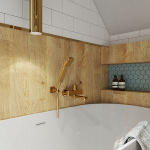 Projekt łazienki: Aleksandra Nocun, pracownia Wnętrzagram