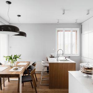 Kuchnia dla rodziny - 15 pomysłów na modne wnętrze. Projekt Studio Maka