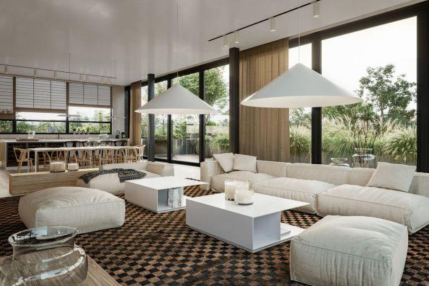 To mieszkanie o powierzchni ponad 300 metrów kwadratowych sprzyja twórczemu myśleniu i życiu w duchu slow life. Charakter wnętrza tworzą nawiązania do japońskiej estetyki, które przenikają się z najlepszym europejskim designem.