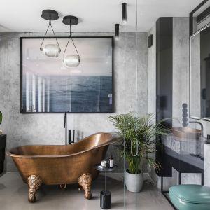 Łazienka marzeń - urządzamy salon kąpielowy. Projekt Magma. Fot. Fotomohito