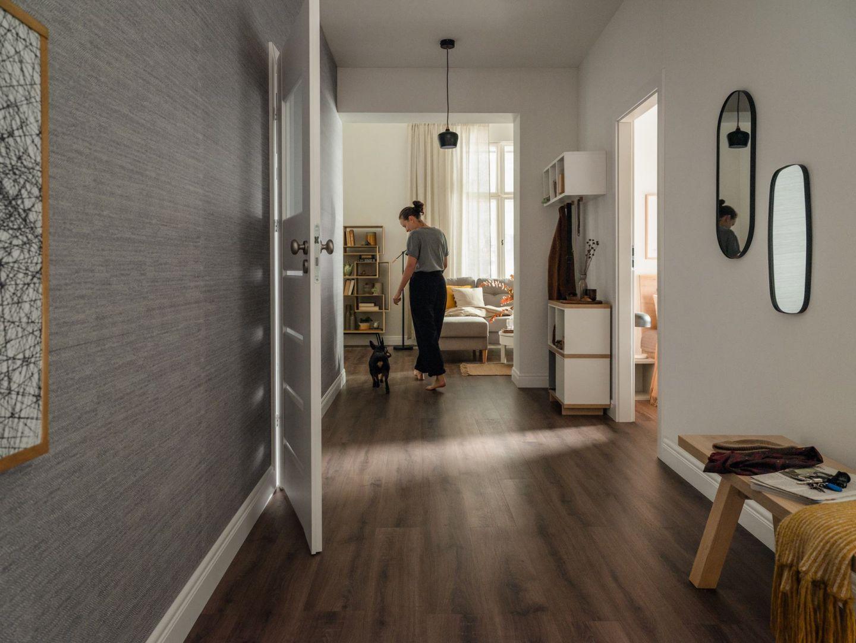 Jak wybrać solidną podłogę? Porady eksperta. Fot.VOX Rigio Marsh Oak.
