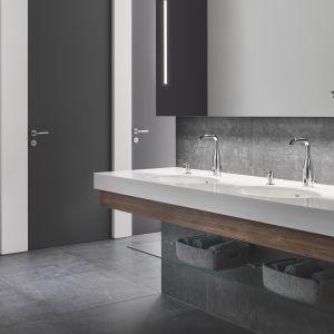 Nowy standard higieny: rozwiązania łazienkowe i kuchenne. Fot. GROHE Essence E