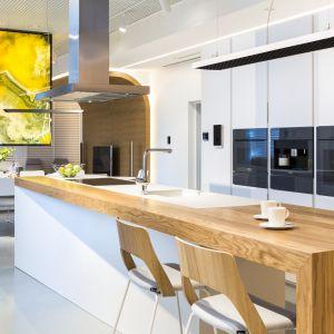 Kuchnia w systemie domu inteligentnego. Zobacz przykładową realizację marki Zajc