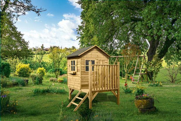 Poradnik: jak urządzić plac zabaw w ogrodzie