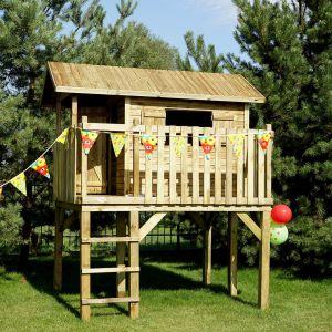 Poradnik: jak urządzić plac zabaw w ogrodzie. Fot. Leroy Merlin