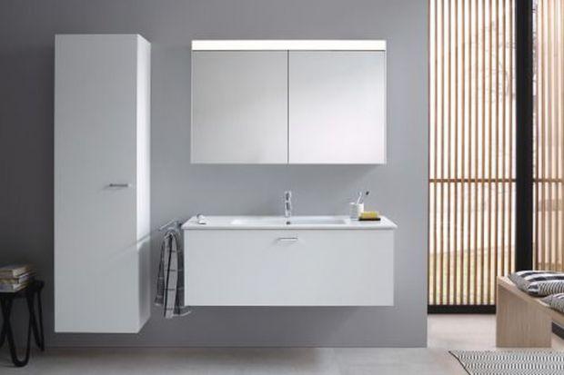 Nowa stylowa seria mebli łazienkowych, która ma doskonały stosunek jakości do ceny.