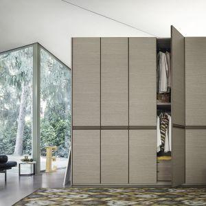 MOOD - higieniczna garderoba / system Air Cleaning System w szafach LEMA