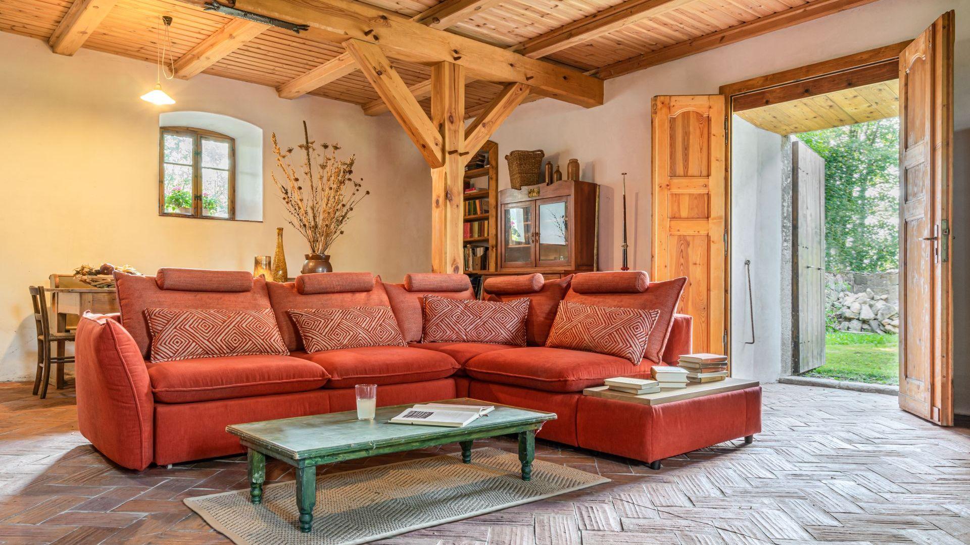 Sofa Merrida. Fot. Gala Collezione