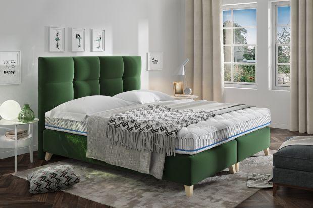Oryginalna konstrukcja jest wynikiem połączenia zalet łóżka kontynentalnego z wykorzystaniem rozwiązań stylu klasycznego. Pozwoliło to projektantom Comforteo stworzyć stylowe i uniwersalne łóżko tapicerowane, które świetnie sprawdzi się zar