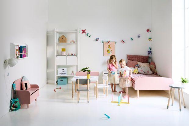 Zobacz, jak za pomocą kilku sprawdzonych trików urządzić wymarzony pokój dla niemowlaka, przedszkolaka i pierwszoklasisty.