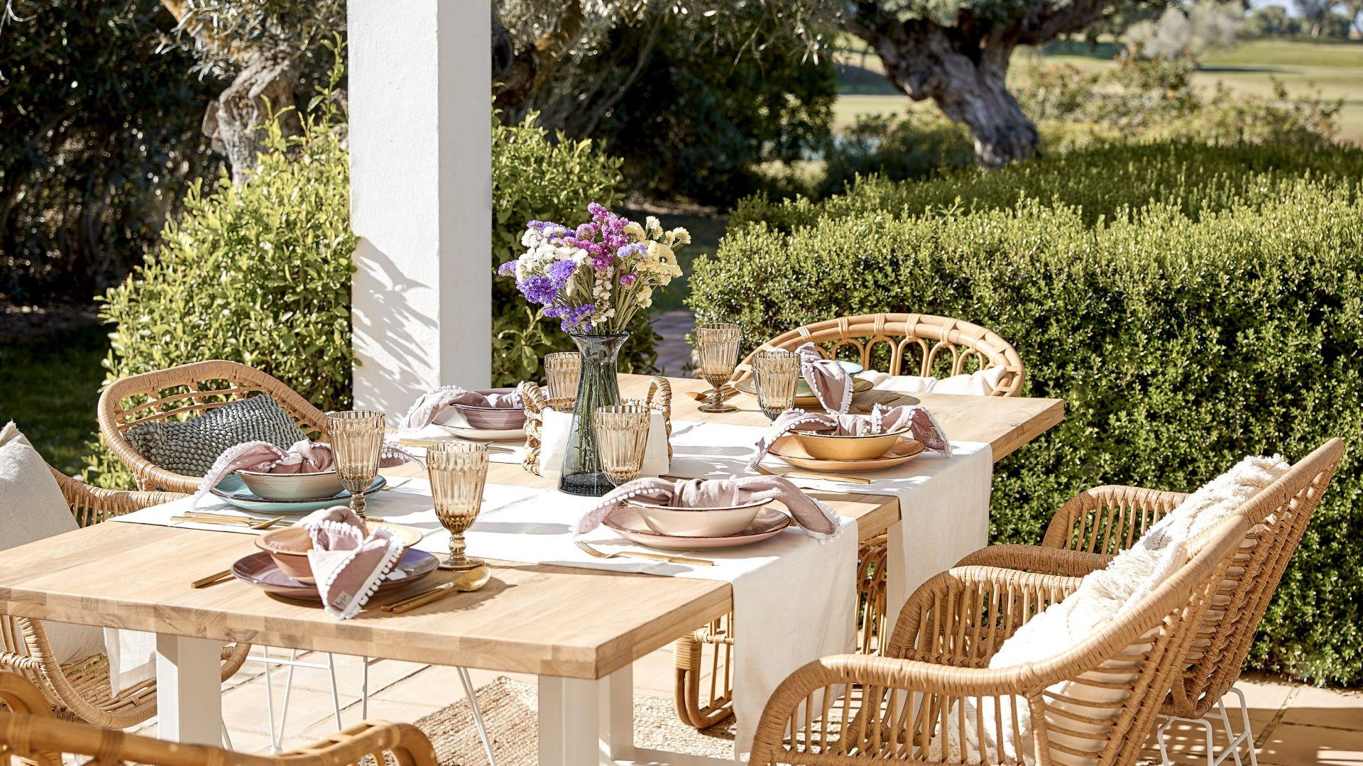 Idealne garden party w 5 krokach! Fot. Westwing