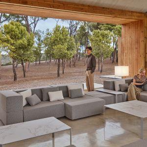 Wypoczynek w ogrodzie: nowoczesne meble stworzone do relaksu. Fot. Vondom/ Galeria Heban