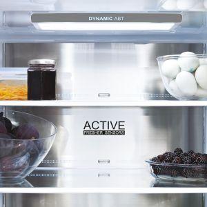 Jedz zdrowiej - lodówka z systemem antybakteryjnym. Fot. Haier